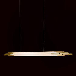ORG PENDANT H 2000 | Suspended lights | DCW éditions