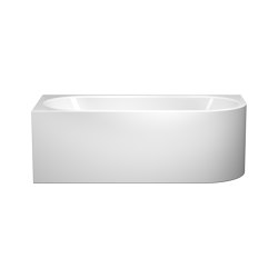 Meisterstück Centro Duo 1 right alpine white | Bathtubs | Kaldewei