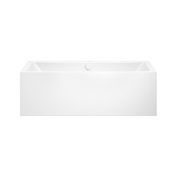 Meisterstück Conoduo 1 left alpine white | Bathtubs | Kaldewei