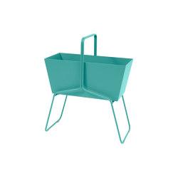 Basket | High Planter | Plant pots | FERMOB