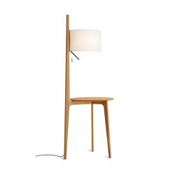 Carla | Floor lamp | Side tables | Carpyen