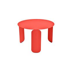 Bebop | Low Table Ø 60 cm | Coffee tables | FERMOB