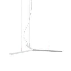 Lineal Y   Suspension lamp   Lampade sospensione   Carpyen