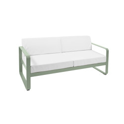 Bellevie | 2-Seater Sofa – Off-White Cushions | Sofas | FERMOB