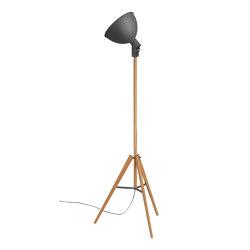 Tripod F | Floor lamp | Standleuchten | Carpyen