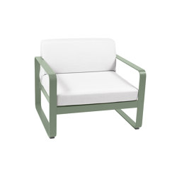 Bellevie | Armchair – Off-White Cushions | Armchairs | FERMOB