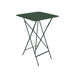 Bistro | High Table 71 x 71 cm | Standing tables | FERMOB