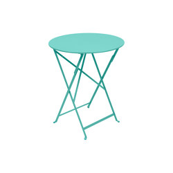 Bistro | La Table Ø 60 cm | Tables de bistrot | FERMOB