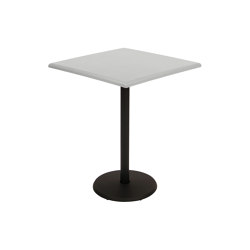 Concorde Premium | Pedestal Table 57 x 57 cm | Bistro tables | FERMOB