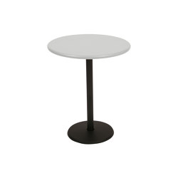 Concorde Premium | Pedestal Table Ø 60 cm | Bistro tables | FERMOB