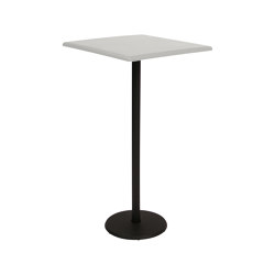 Concorde Premium | High Table 57 x 57 cm | Mesas altas | FERMOB