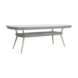 KATACHI DINING TABLE RECTANGLE 211 | Tavoli pranzo | JANUS et Cie