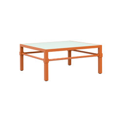 PALMIA COCKTAIL TABLE SQUARE 64 | Tavolini bassi | JANUS et Cie