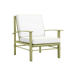 PALMIA LOUNGE CHAIR | Armchairs | JANUS et Cie