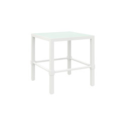 PALMIA SIDE TABLE SQUARE 45 | Side tables | JANUS et Cie