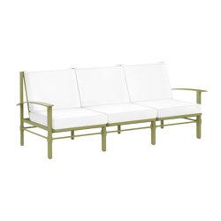 PALMIA SOFA 3 SEAT | Divani | JANUS et Cie
