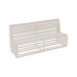 RIO BENCH WIDE 206 | Benches | JANUS et Cie