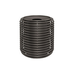 RIO TRASH RECEPTACLE | Waste baskets | JANUS et Cie