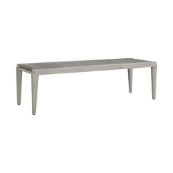 ROCK GARDEN BACKLESS BENCH 142 | Bancos | JANUS et Cie