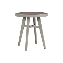 ROCK GARDEN CAFÉ TABLE ROUND 64 | Tables d'appoint | JANUS et Cie