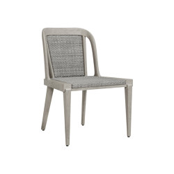 ROCK GARDEN SIDE CHAIR | Chairs | JANUS et Cie