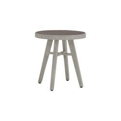 ROCK GARDEN SIDE TABLE ROUND 38 | Tables d'appoint | JANUS et Cie