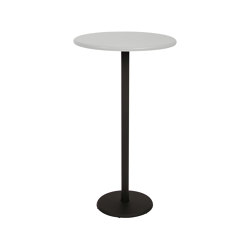 Concorde Premium | High Table Ø 60 cm | Mesas altas | FERMOB