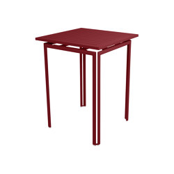 Costa | High Table 80 x 80 cm | Tavoli alti | FERMOB