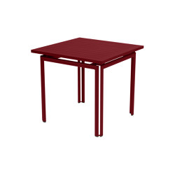 Costa | La Table 80 x 80 cm | Tables de repas | FERMOB