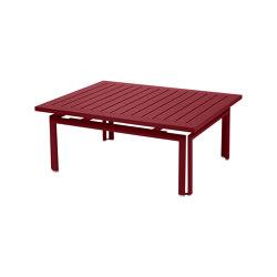 Costa | Low Table 100 x 80 cm | Mesas de centro | FERMOB