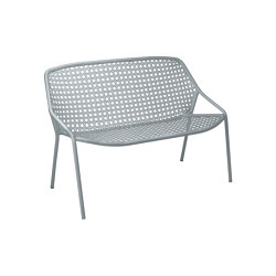 Croisette | 2-Seater Bench | Bancos | FERMOB