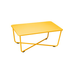 Croisette | Low Table 97 x 57 cm | Mesas de centro | FERMOB