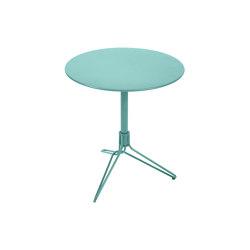 Flower   Pedestal Table Ø 67 cm   Tavoli bistrò   FERMOB