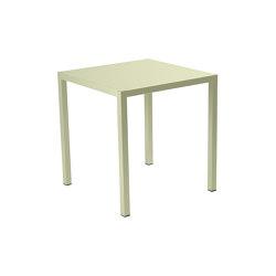 Inside Out | Table 70 x 70 cm | Tavoli bistrò | FERMOB