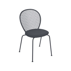 Lorette | Padded Chair | Chairs | FERMOB