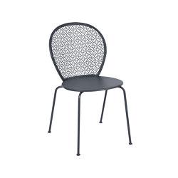 Lorette | Chair | Sedie | FERMOB