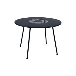 Lorette | Table Ø 110 cm | Dining tables | FERMOB