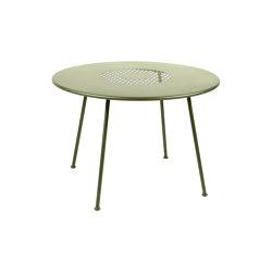 Lorette   Table Ø 110 cm   Dining tables   FERMOB