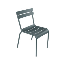 Luxembourg Acier | Steel Chair | Chairs | FERMOB