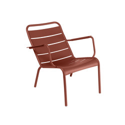 Luxembourg | Low Armchair | Poltrone | FERMOB
