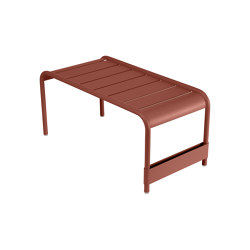 Luxembourg | La Grande Table Basse / Banc De Jardin | Tables basses | FERMOB