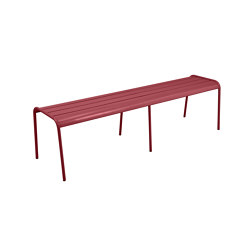 Monceau | 3/4-Seater XL Bench | Bancos | FERMOB