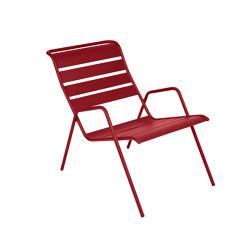 Monceau | Low Armchair | Poltrone | FERMOB