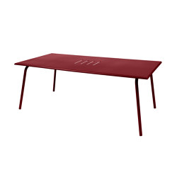 Monceau | Table 194 x 94 cm | Dining tables | FERMOB
