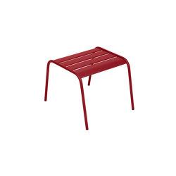 Monceau | Low Table / Footrest | Poufs | FERMOB