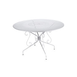 Montmartre | Table Ø 117 cm | Dining tables | FERMOB