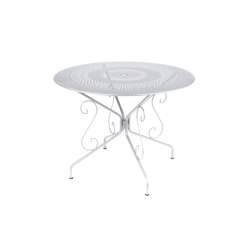 Montmartre | Table Ø 96 cm | Dining tables | FERMOB