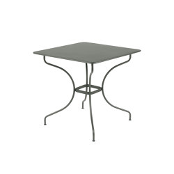 Opéra | Table 77 x 77 cm | Dining tables | FERMOB