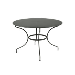 Opéra | Table Ø 117 cm | Dining tables | FERMOB