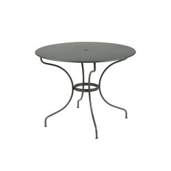 Opéra | Table Ø 96 cm | Dining tables | FERMOB